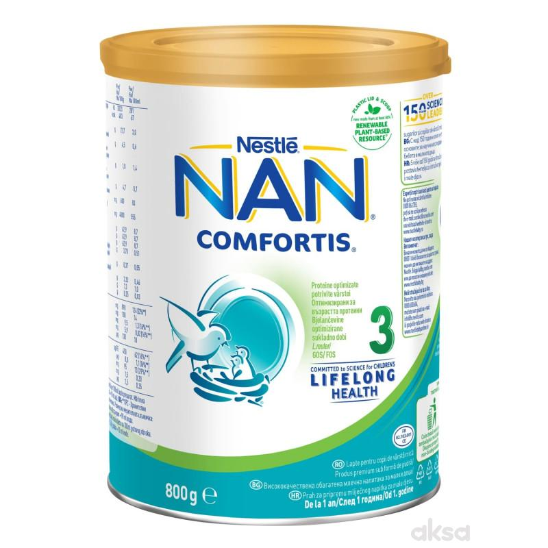 Nestle NAN Comfortis 3 800g