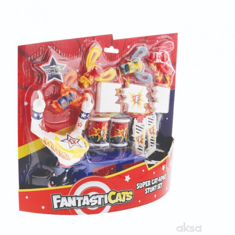 Fantasticats igračka praćka veliki set