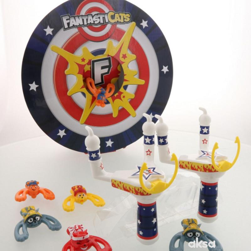 Fantasticats igračka Super Duel Target Set
