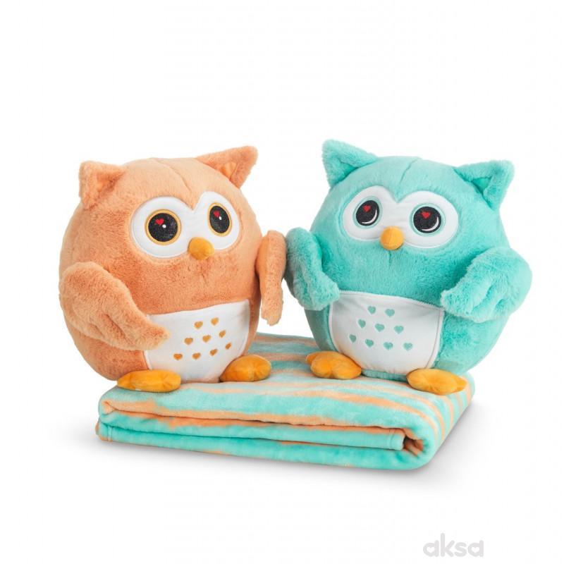 Dormeo emotivna sovica par