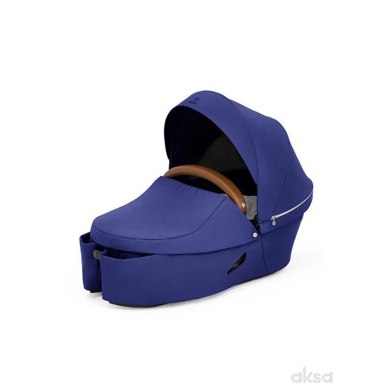 Stokke Xplory X Carry Cot Royal Blue