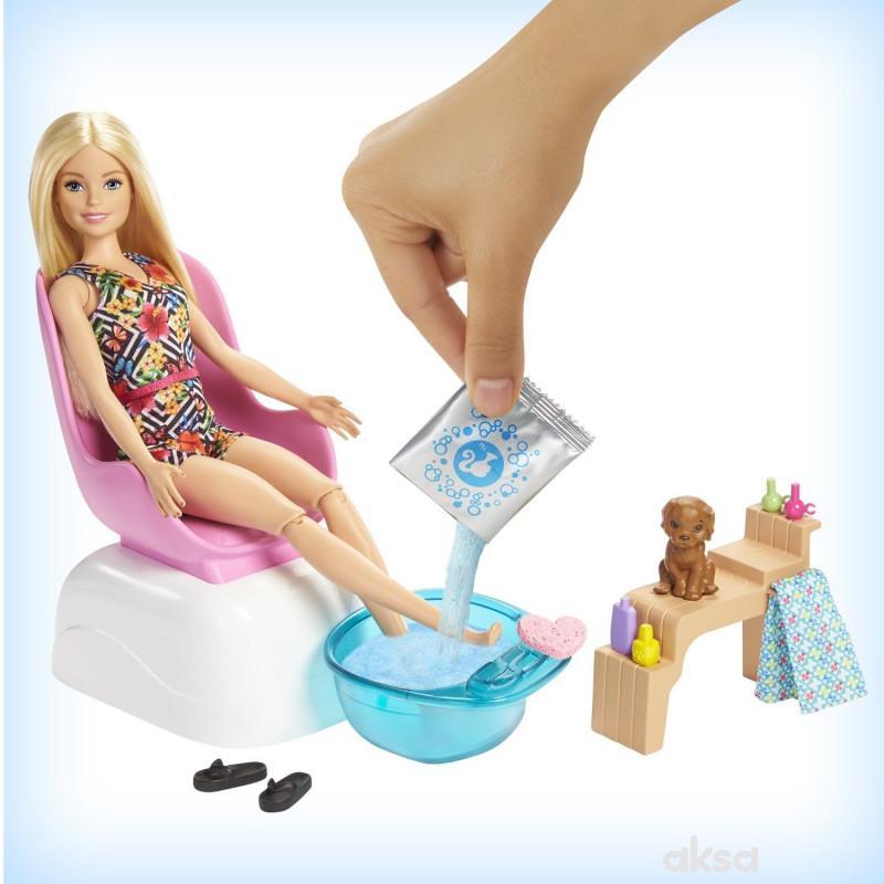 Barbie spa pedikir set