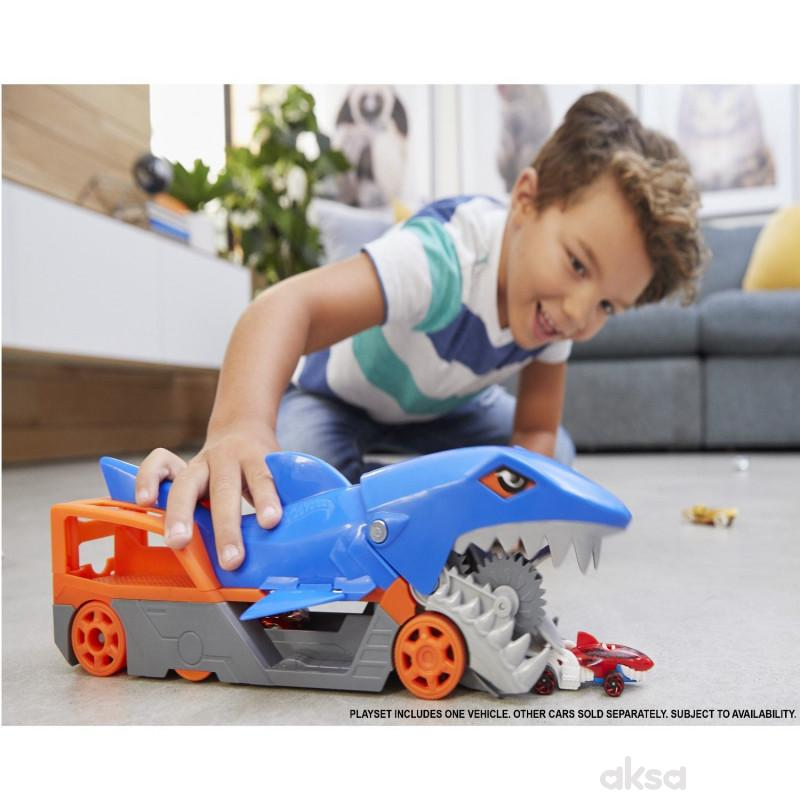 Hot Wheels ajkula transporter