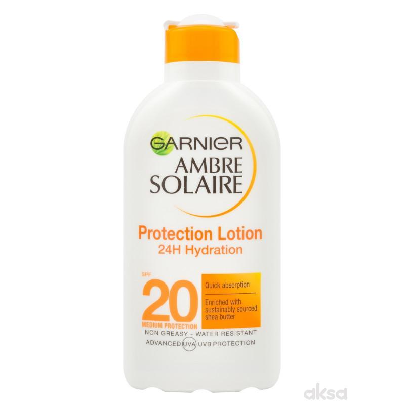 Ambre solaire mleko za suncanje spf 20 200ml