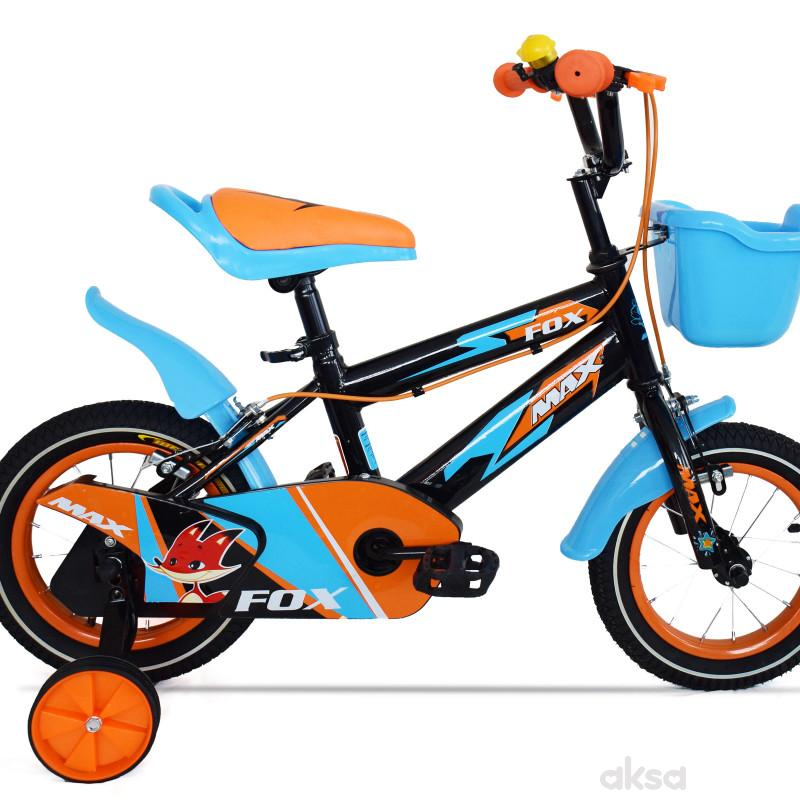 Bicikl decaci MAX Happy fox12