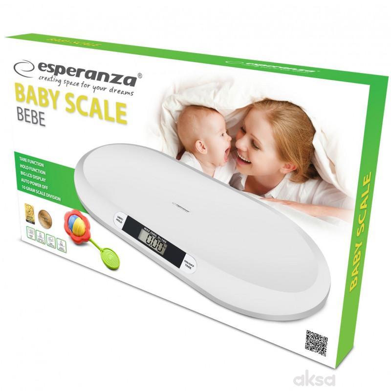 Esperanza elektronska vaga za bebe
