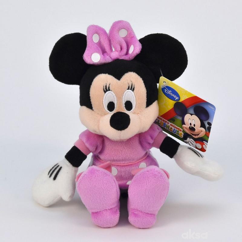 Disney pliš Minnie Mouse 20cm