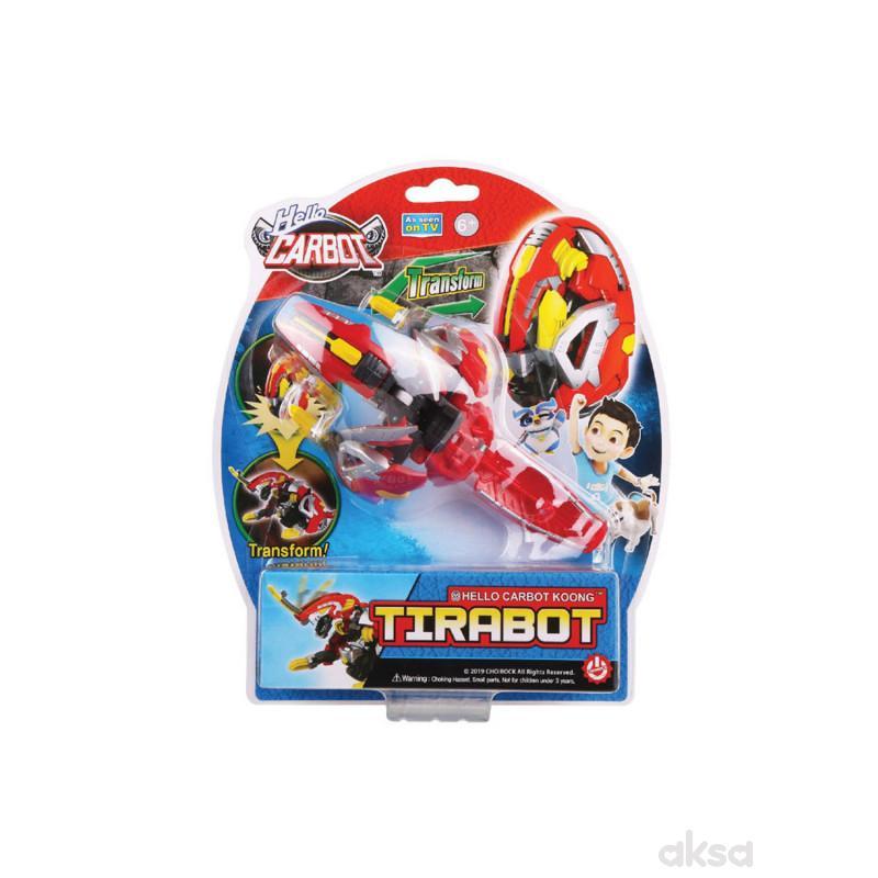 Hello Carbot - Tirabot