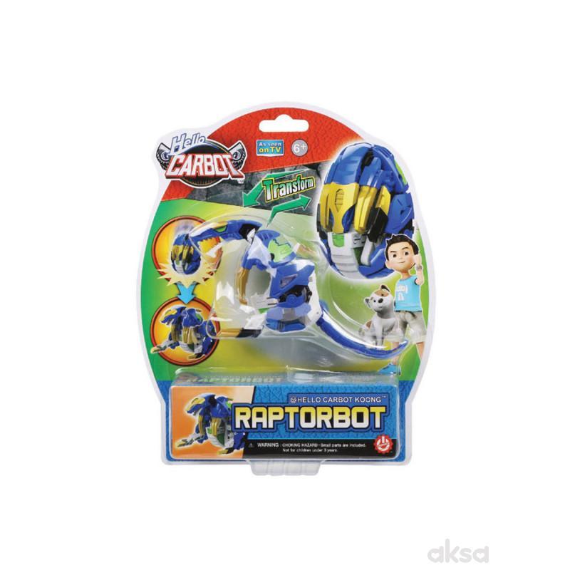 Hello Carbot - Raptorbot