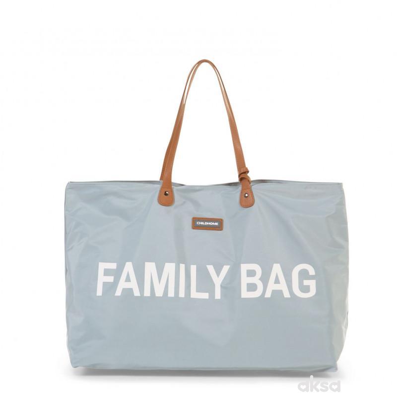 Child home Family Bag, Torba grey