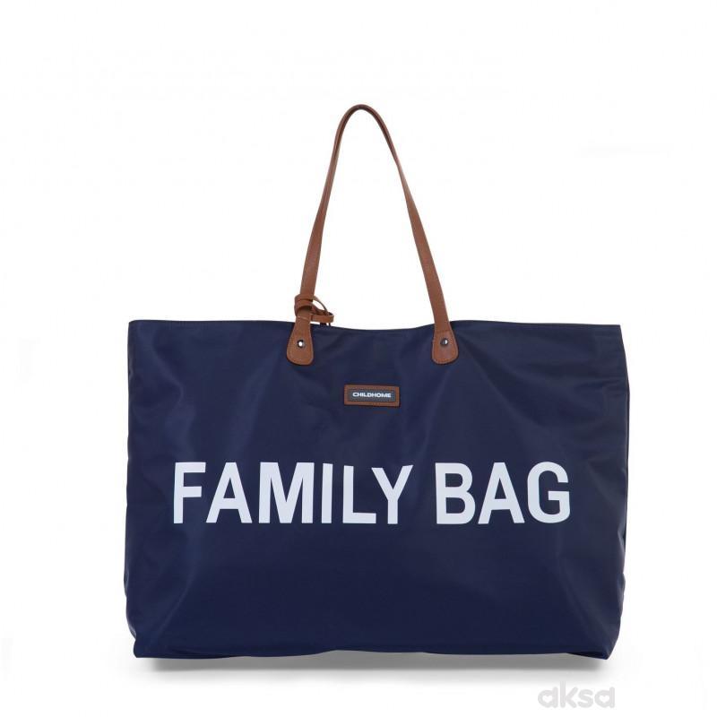Child home Family Bag, Torba navy