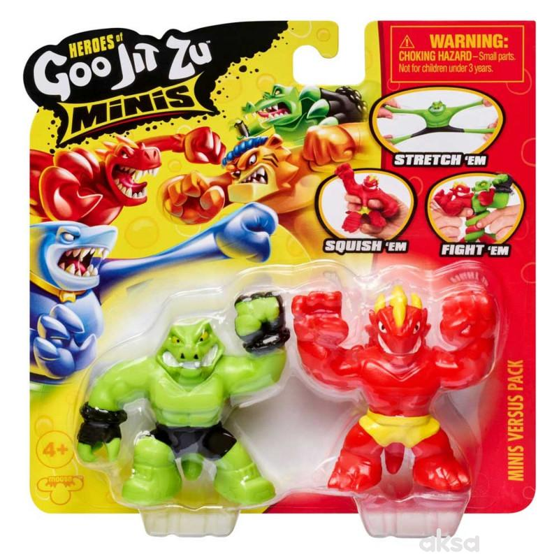 Goo Jit Zu Hero mini asst