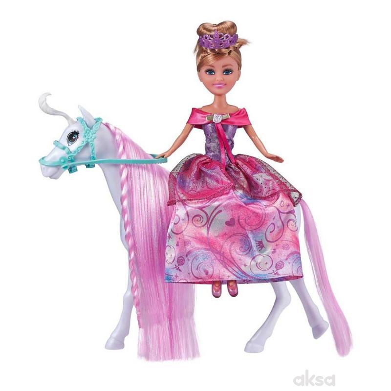 Sparkle Girlz lutka i konjić set