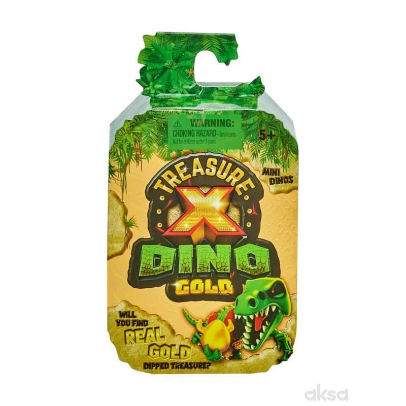 Treasure X Dino Gold
