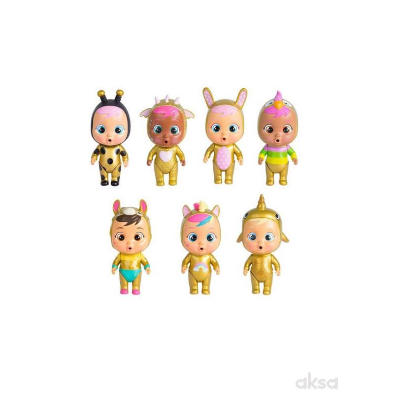 Mini Crybabies zlatna serija