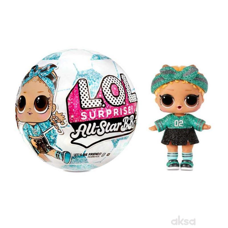 L.O.L. Surprise All Star BBs-Scr PDQ W0