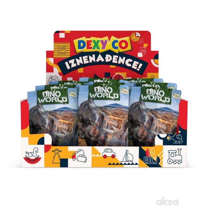 Dexy Mini Iznenađenja Dino 3D