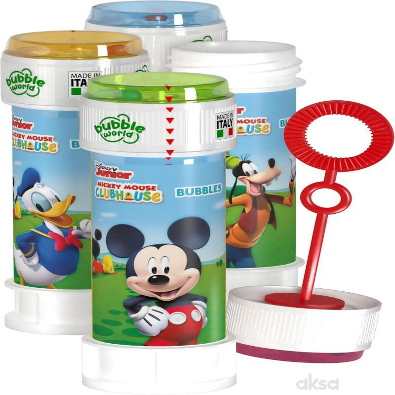 Dulcop Mickey Mouse Bubbles 60 ml