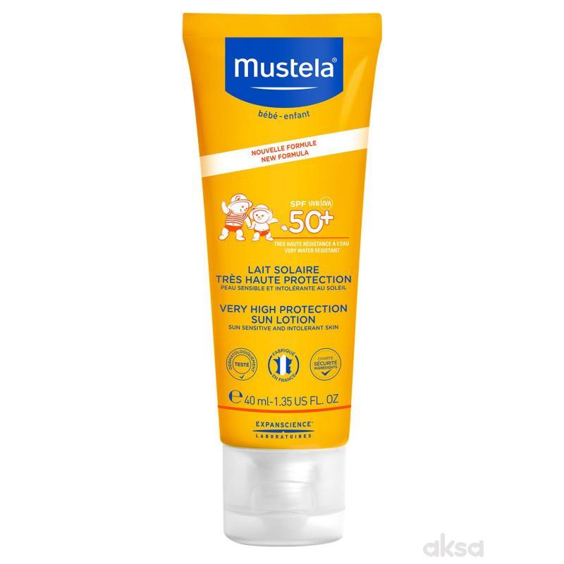 Mustela Krema za lice sa visokom UV zaštitom 40ml