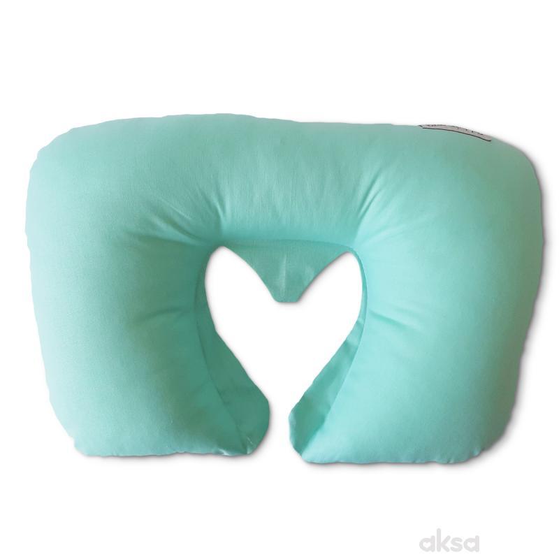 Lillo&Pippo putni jastuk mint