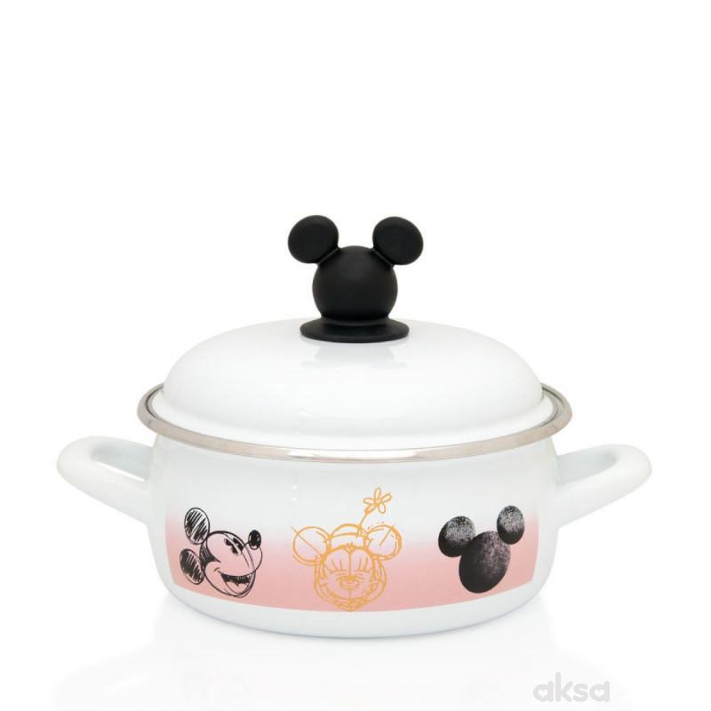 Plitka šerpa Princ 16 sa poklopcem Disney