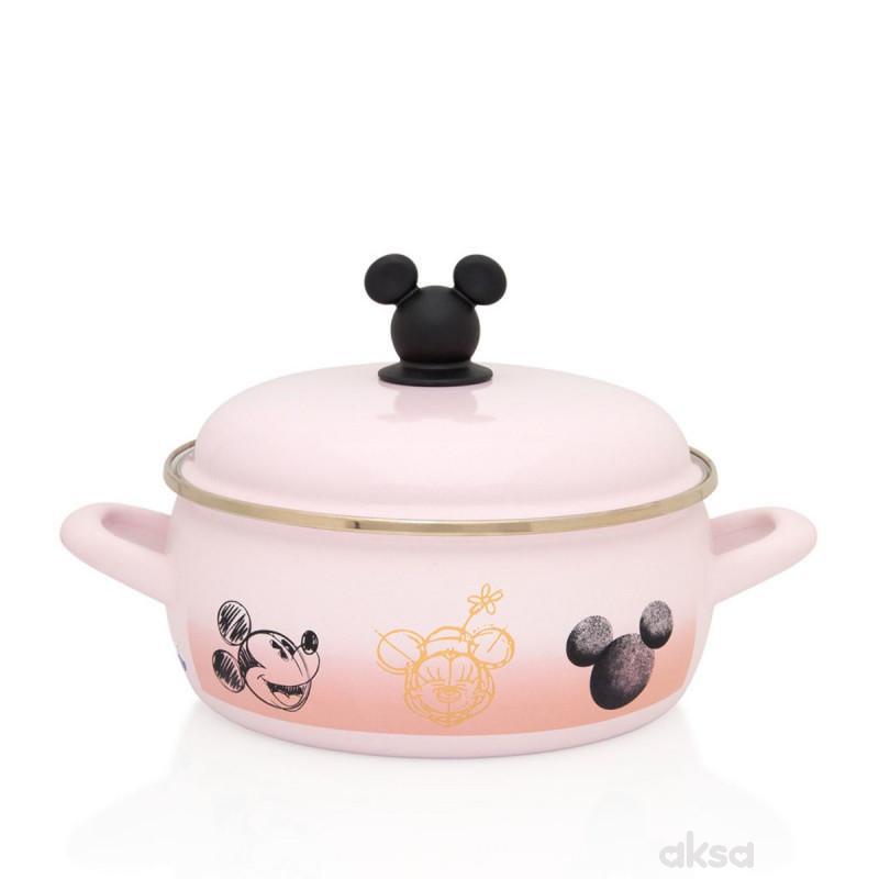 Plitka šerpa Princ 20 sa poklopcem Disney