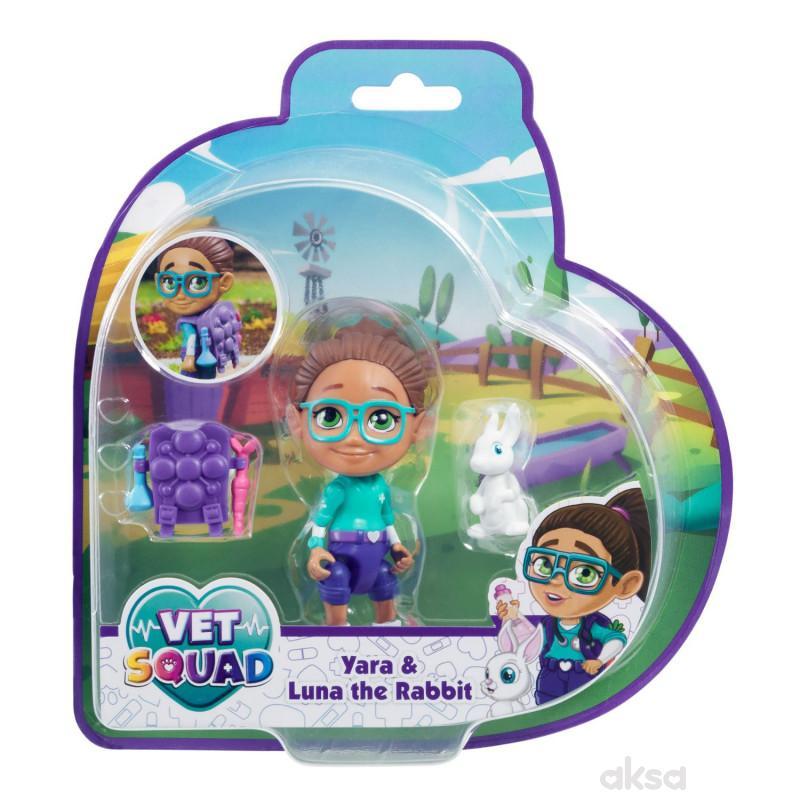 Vet squad igračka družina Yara, Ava, Emily i Robin