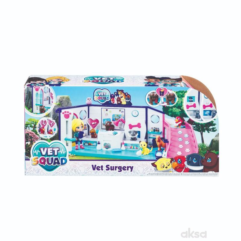 Vet squad igračka veterinarska ambulanta