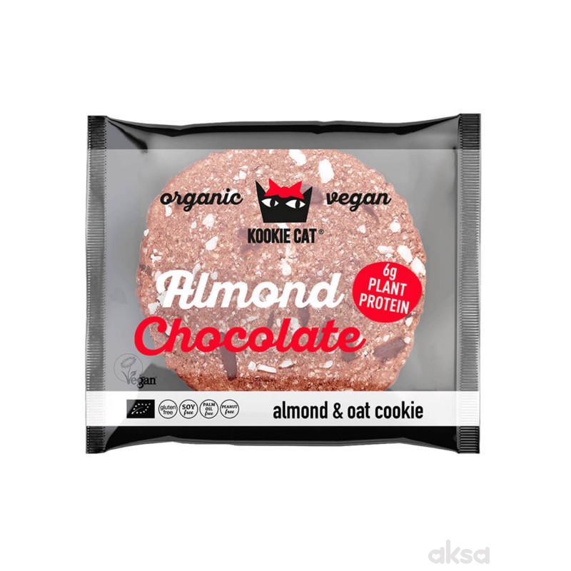 Kookie cat - proteini i crna čokolada