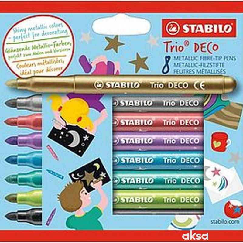 Stabilo Trio Shiny flomaster 3mm 1/8