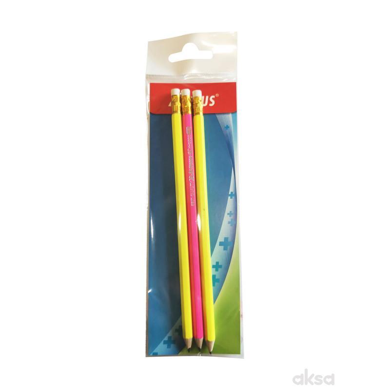 Grafitna olovka Horse neon NM-3300, HB 1/3