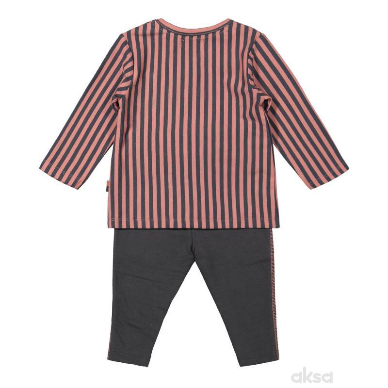 Dirkje komplet 2/1 (majica dr, d.deo), devojčice