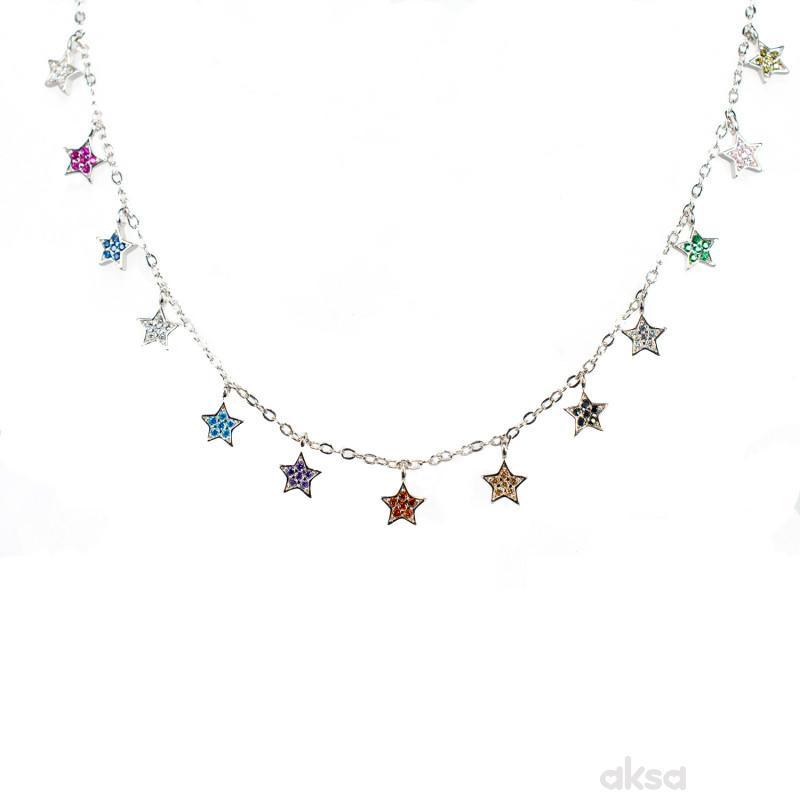 Silver line ogrlica AN3486-37
