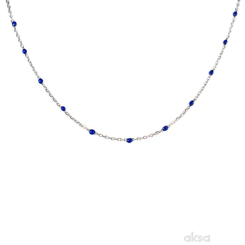 Silver line ogrlica AN3042-DB-37