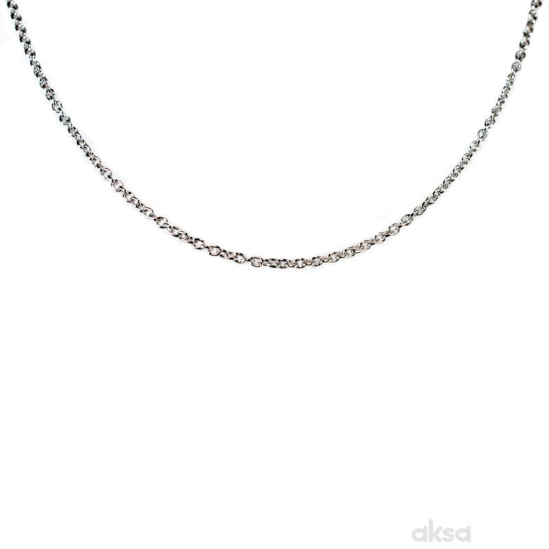 Silver line lančić clasic 37+5