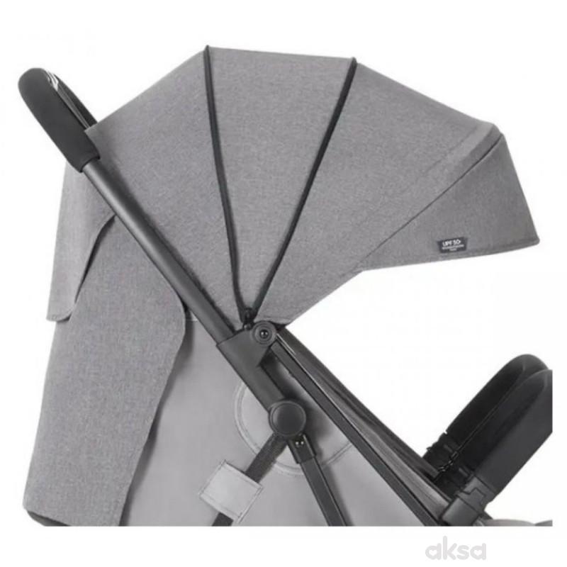 Inglesina kolica za blizance Sketch, Grey