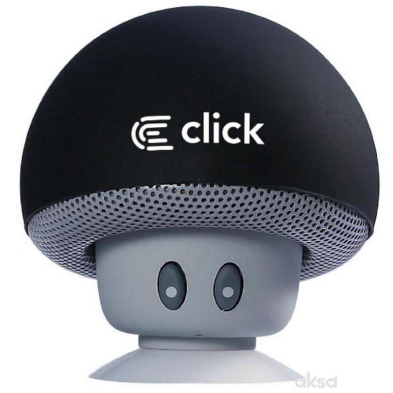 CLICK Bluetooth Bežični Zvučnik  BSRMB / 3W / Crna