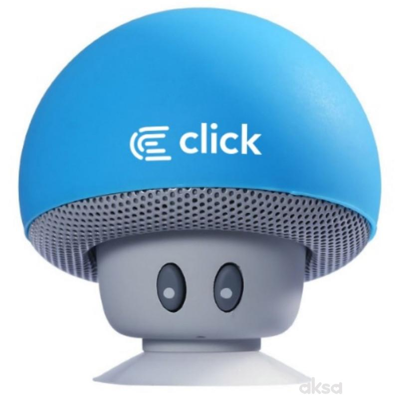 CLICK Bluetooth Bežični Zvučnik  BSRMBL / 3W