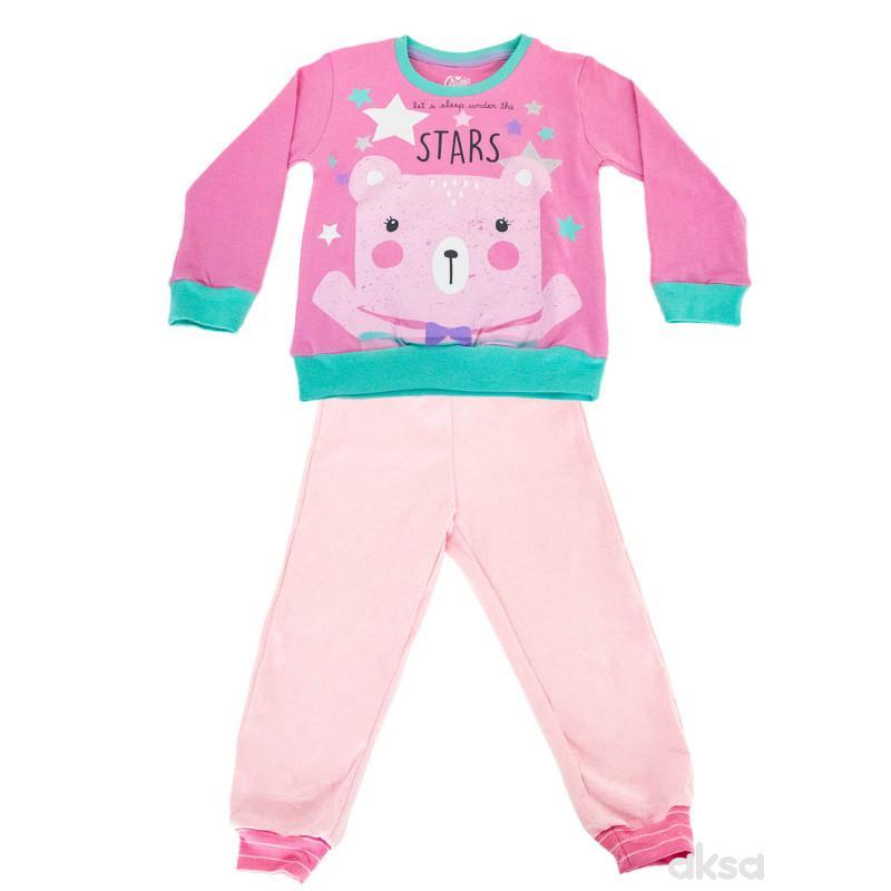 My baby pidžama dr, devojčice