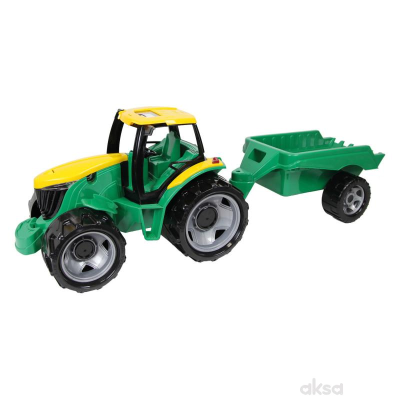 Lena igračka Maxi traktor sa prikolicom
