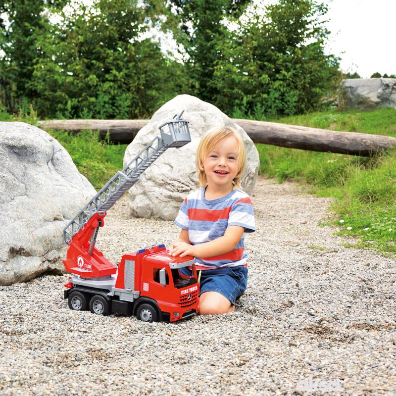 Lena igračka Worxx vatrogasno vozilo Arocs