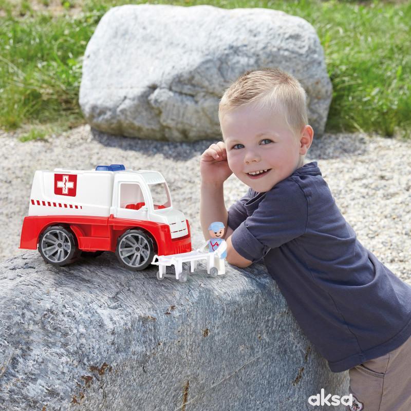 Lena igračka Truxx ambulantno vozilo