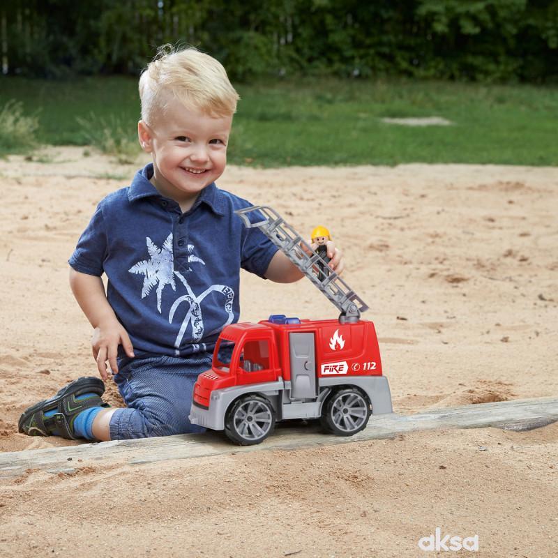 Lena igračka Truxx vatrogasno vozilo