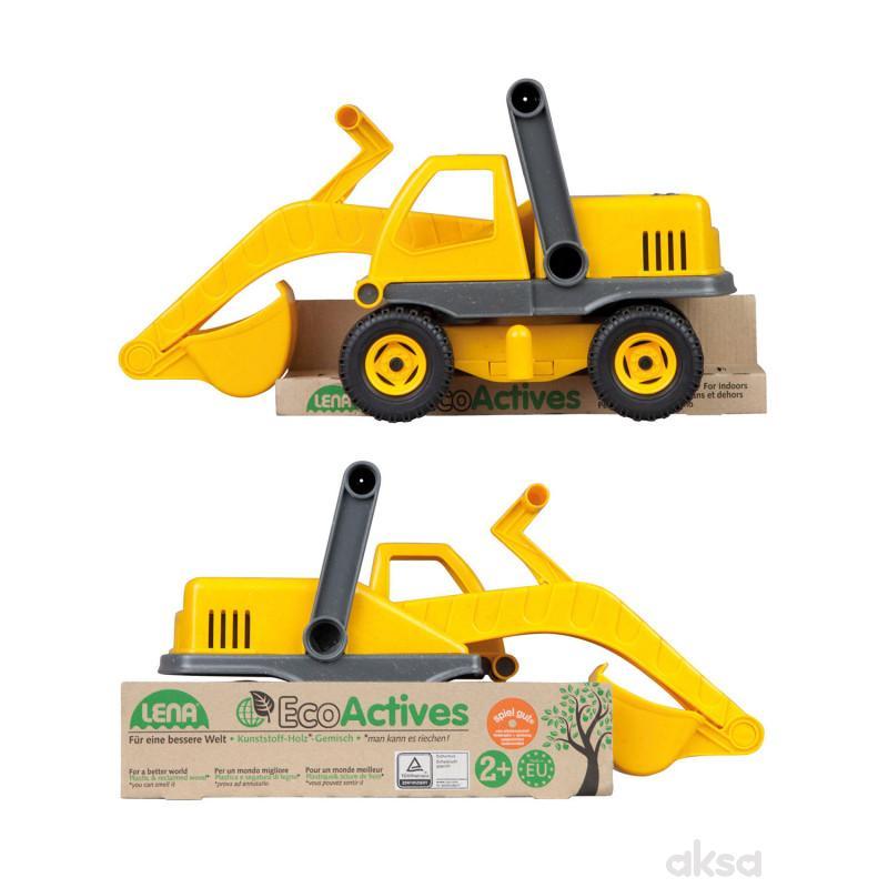 Lena igračka Eco Active bager
