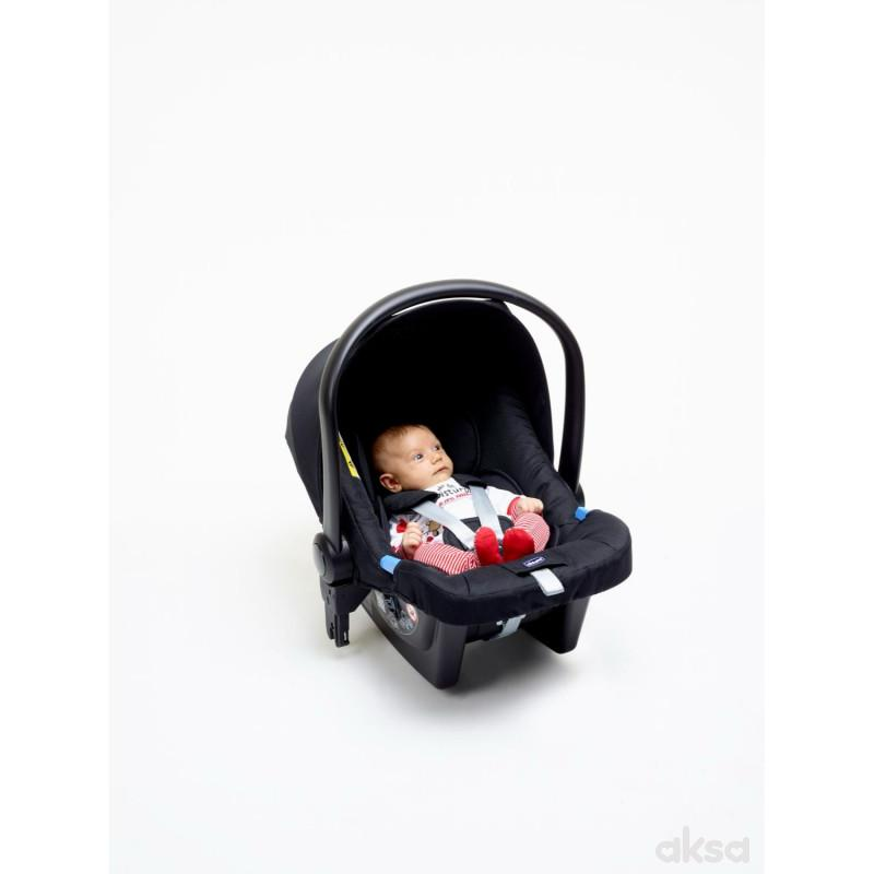Chicco a-s Kaily 0+ (0-13kg), black