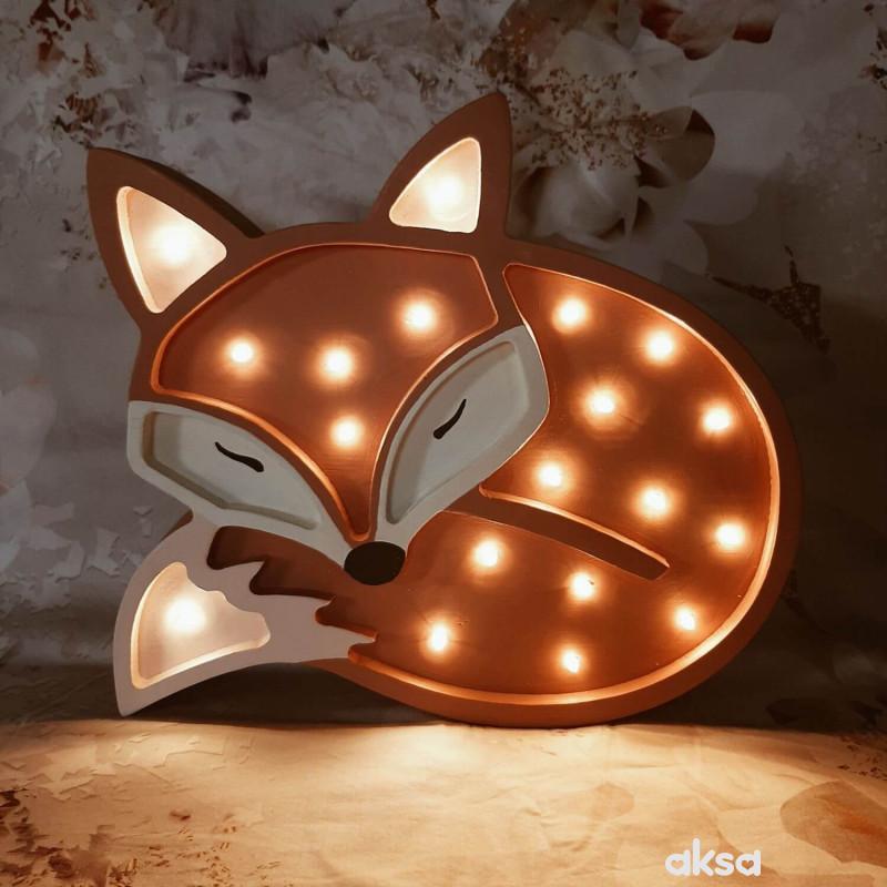 Two N Lija LED lampa AA