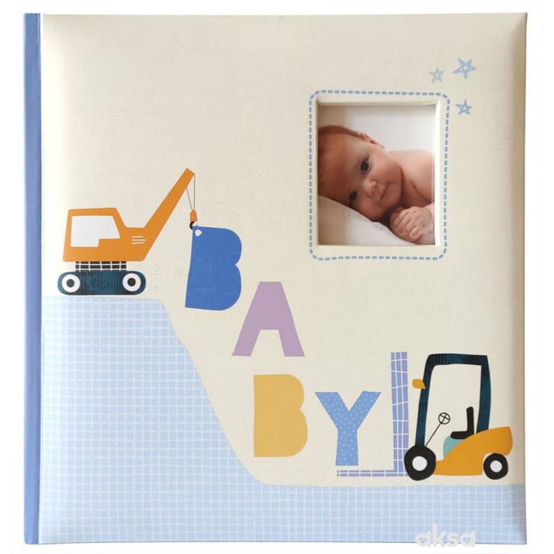 Album 10X15/200 Baby blue