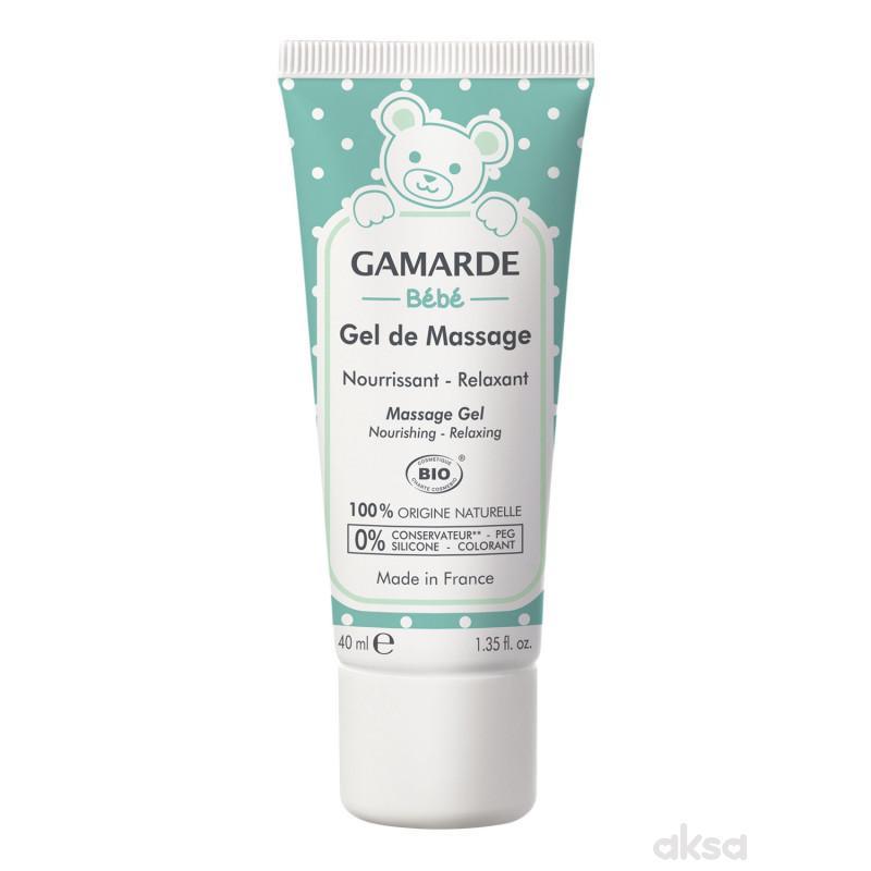 Gamarde baby gel za masažu 40 ml
