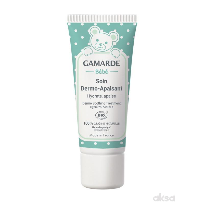 Gamarde baby umirujuća krema za osetlj.kožu 40 ml