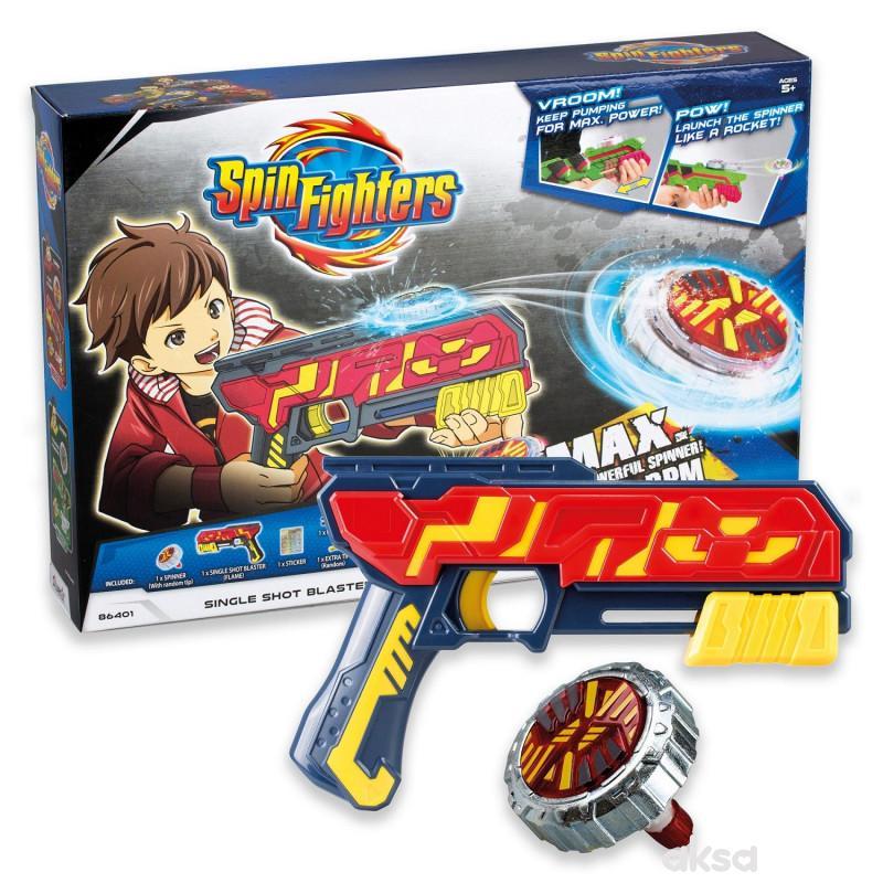 Spin Fighter pištolj  Flame